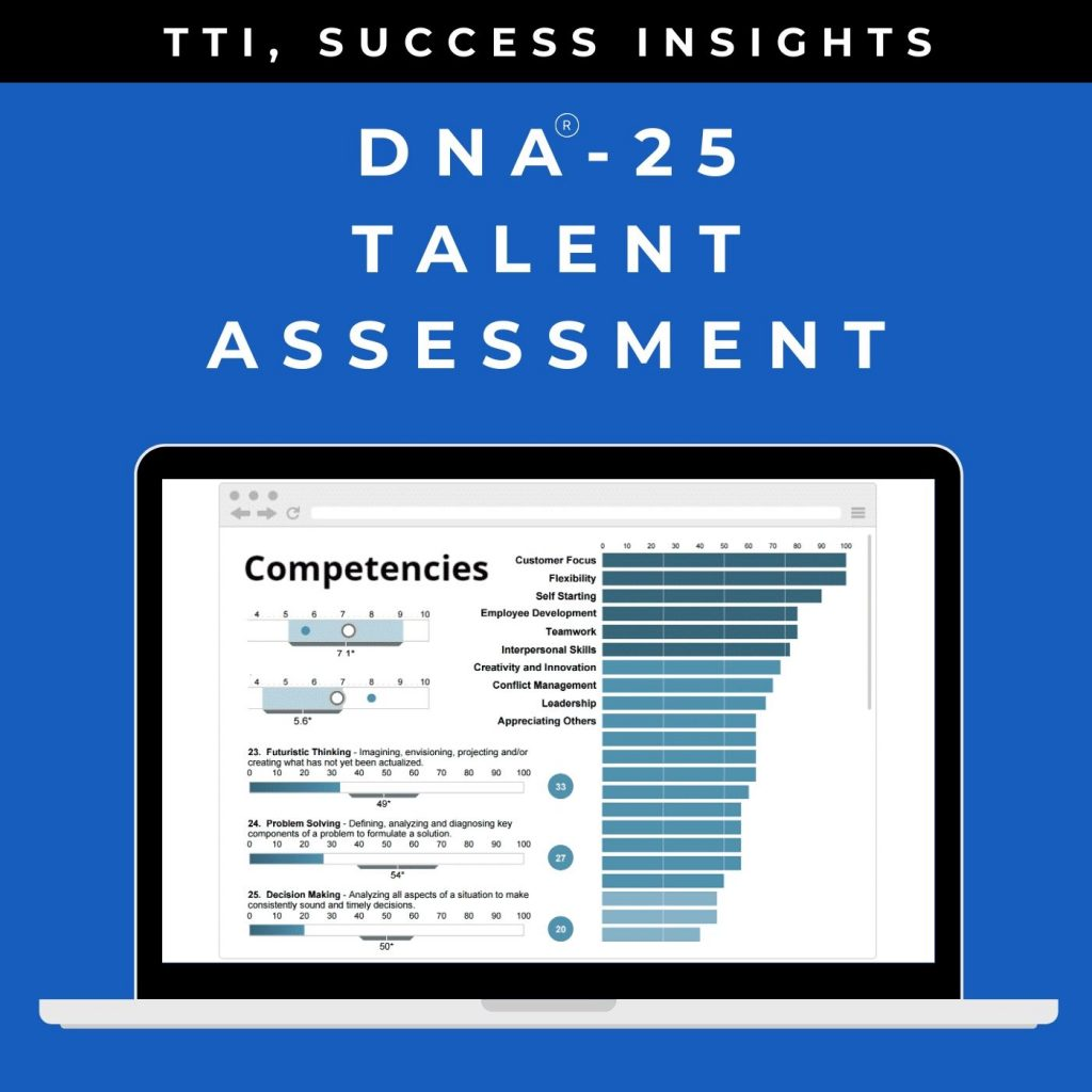 DNA® 25 – Talent Assessment